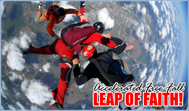 Riverside Skydiving Specials | Discounts on Skydiving in ...